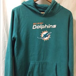 Youth Miami Dolphins NFL hoodie